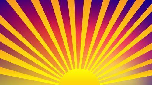 saulėtekis, fonas, saulė, kraštovaizdis, saulėlydis, dangus, gamta, mėlynas, saulės šviesa, šviesa, saulėtas, horizontas, rytas, vakaras, aušra, vaizdingas, geltona, saulėtekio fonas