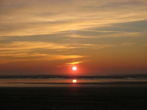 saulėlydis,pajūris,jūra,pendantiniai smėliai,Velso,papludimys,kranto linija,Krantas,kranto,pajūryje,pakrantės,pajūris,dusk,twilight