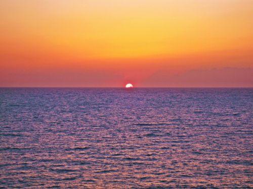 saulėlydis, oranžinė, jūra, dangus, gamta, saulė, saulės šviesa, geltona, raudona, horizontas, dusk, scena, kelionė, spalva, vakaras, vanduo, twilight, vandenynas, vasara, vaizdingas, mėlynas, saulėlydis & nbsp, dangus, Viduržemio jūros, šiltas, ramus, ramus, taikus, ramus, gražus, saulėlydis & nbsp, kraštovaizdis, saulėlydis