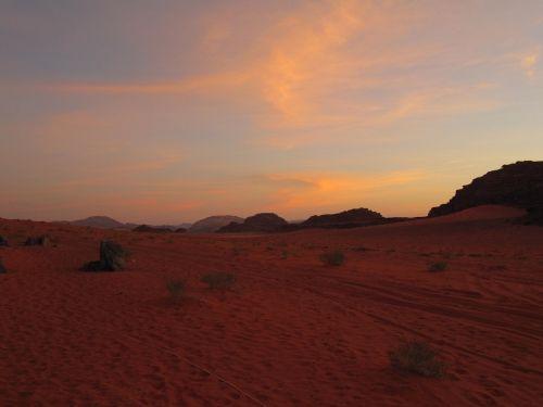 saulėlydis,dykuma,Artimieji Rytai,twilight,vakaras