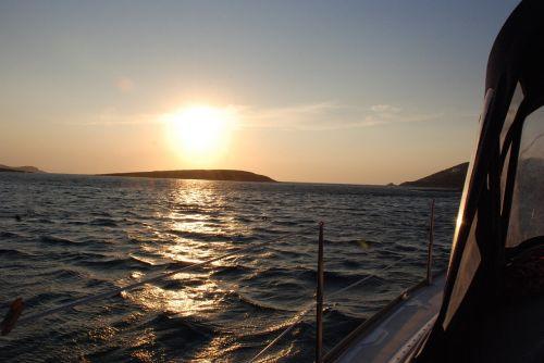 saulėlydis,jūra,afterglow
