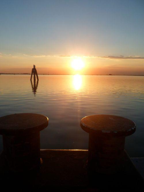 saulėlydis,jūra,saulė,Venecijos marios,afterglow,Viduržemio jūros,vignole