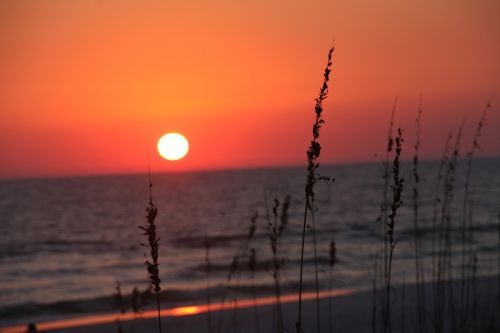 saulėlydis,papludimys,dangus,vanduo,dusk,vakaras,paplūdimio vakaras,vandenynas
