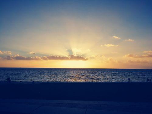 saulėlydis,jūra,Šiaurės jūra,Baltijos jūra,Büsum,šventė,dike,debesys,dangus,regėjimas,saulėlydžio jūra,abendstimmung,vanduo,prie jūros,afterglow,ežeras,saulė,farbenpracht,vakaras