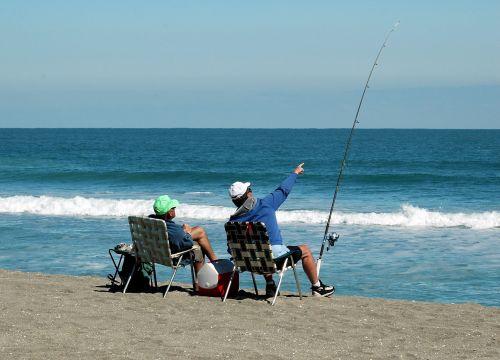 naršyti & nbsp, žvejybą, naršyti, žvejai, žmonės, atsipalaidavimas, laisvalaikis, Sportas, vandenynas, papludimys, florida, usa, lauke, jūros dugnas, gamta, druska & nbsp, vanduo, naršyti žvejams
