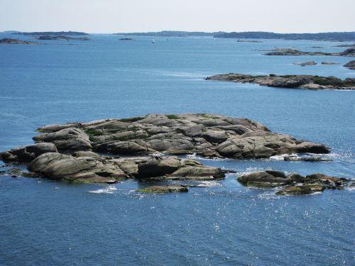Švedijos archipelagas,Göteborg,Västra Götaland County,Švedija,Baltijos jūra,gothenburg,Švedijos,Gothenburgo archipelagas,Švedijos pakrantė,Rokas,jūra,archipelagas,akmuo,gamta,Skandinavija,kraštovaizdis