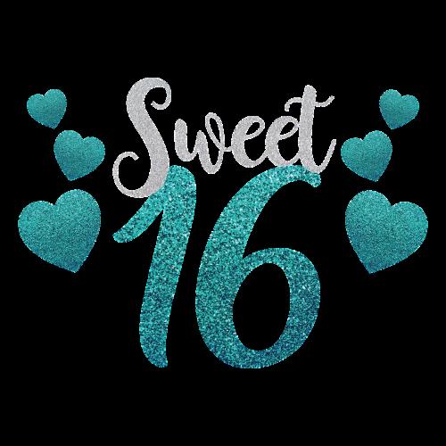 saldus šešiolika,gimtadienis,saldus 16,saldus šešiolika gimtadienio,mėlynas blizgesys,sidabrinis blizgutis,blizgučiai,širdis,saldus,16,šešiolika,vakarėlis,šventė,švesti,16-oji,tipografija