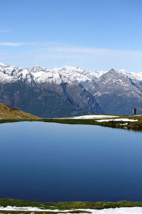 Šveicarija, Ticino, Monte Tamaro