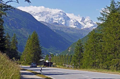 Šveicarija,valais,zermatt,klausimas,Alpių,aukšti kalnai,monte rosa grupė,Braitornas,Klein Matterhorn,keturi tūkstančiai,prieiga,kelias,geležinkelio linija,mgb,matterhorn-gotthard-bahn,kalnai,swiss alps,gornergratbahn,Rokas,kraštovaizdis,gamta
