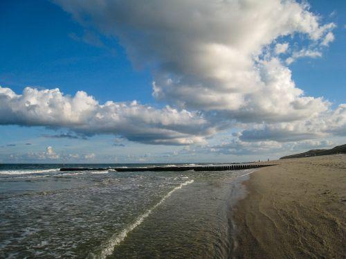 sylt,papludimys,Šiaurės jūra,kopos,debesys,šventė,saulėlydis,atsipalaidavimas,sala,smėlis,pakrančių apsauga,nuostabus paplūdimys,gamta,paplūdimio vanduo,kraštovaizdis,banga,kranto,smėlio paplūdimys vanduo,šiaurinė Vokietija