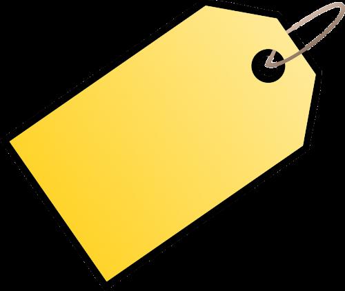 žyma,etiketė,geltona,kainos etiketė,kainos etiketė,nemokama vektorinė grafika