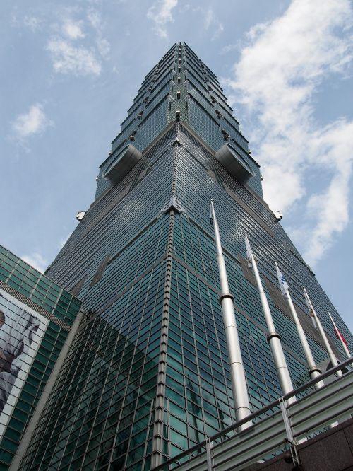 taipei 101,Taivanas,dangoraižis