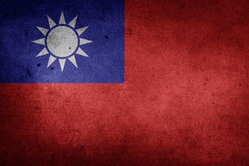Taivanas,vėliava,roc,Kinijos respublika,Tautinė vėliava,asija,Grunge