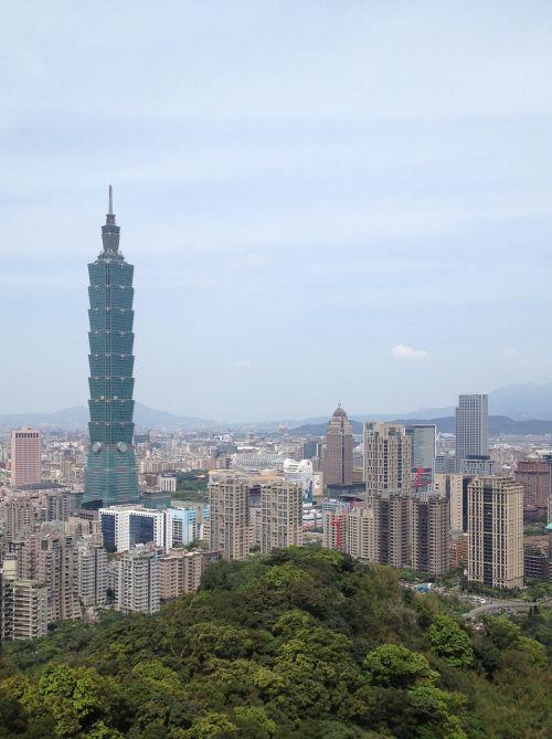 Taivanas,taipei 101,xiangshan,taipei