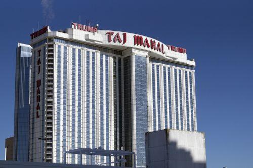 taj mahal kazino,kazino,trumpas,Atlanto miestas,Naujasis Džersis