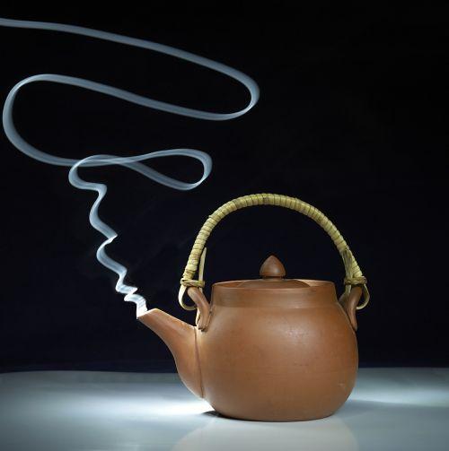 arbata,arbata,tapyba su šviesa,rūkymas,garai