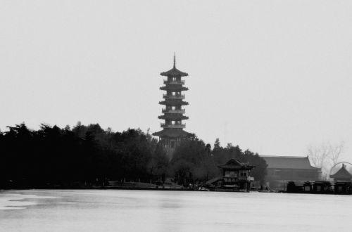 architektūra, šventykla, budistinis, religija, namas & nbsp, garbinimas, garbinimas, melstis, Kinija, xuzhou, šventykla