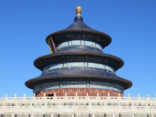 Šventykla, Kinija, Asija