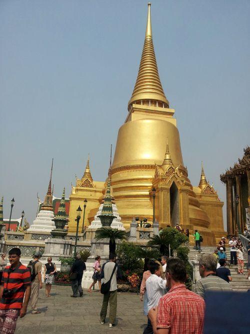 šventykla, budistinis, Tailandas