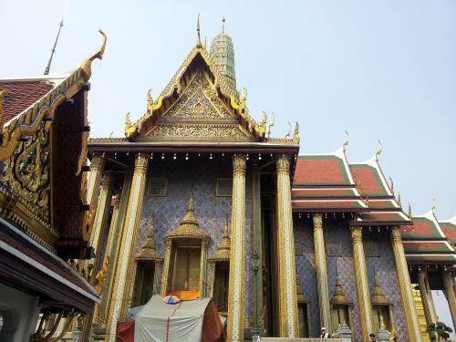 šventykla, budistinis, tajų