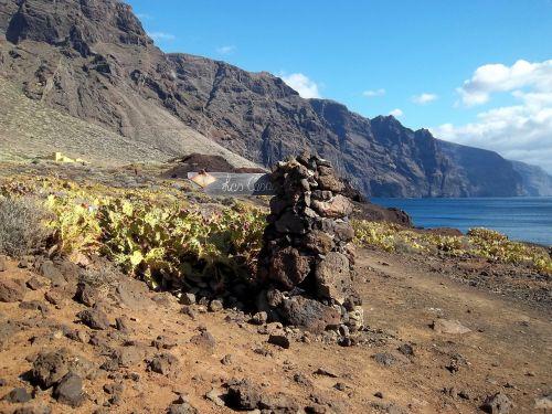 Tenerifė,атлантический,vandenynas,gamta,kranto linija,kraštovaizdis,kranto,jūra