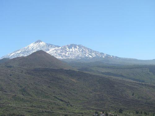 Tenerifė,teide,kalnai,Kanarų salos,gamta,Teide nacionalinis parkas,Ispanija,kraštovaizdis,aukščiausiojo lygio susitikimas,dangus,pavasaris,gražus,saulė,mėlynas dangus