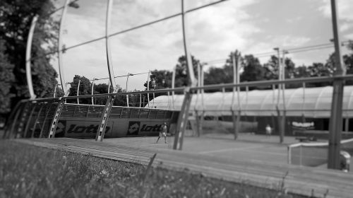 tenisas,molio kiemas,kraštovaizdis,lauke,dangus,balta,juoda,lotto