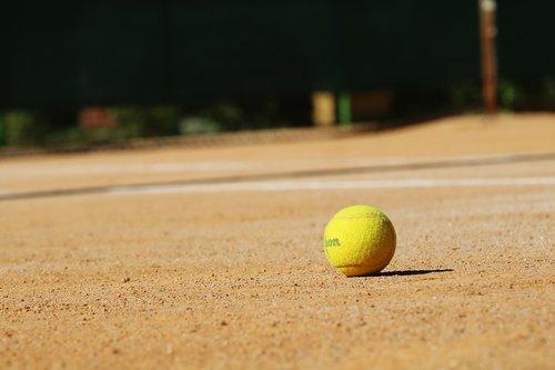tenisas, teniso kortai, Sportas, pratimas, rutulinis, teniso kamuoliukas, kailis