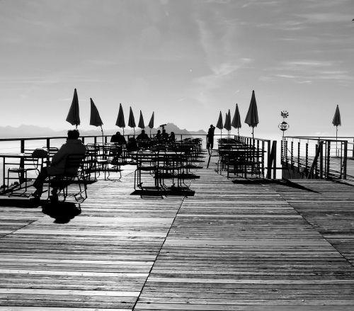 terasa,rigi,šešėlis