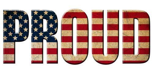 tekstas,3d tekstas,Šalis,vėliava,pasididžiavimas,didžiuojasi,Tautybė,usa