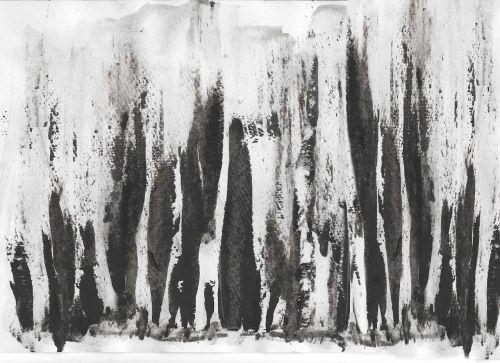 tekstūra,akrilas,juoda,linijos,šepečiai,menas,fonas,abstraktus