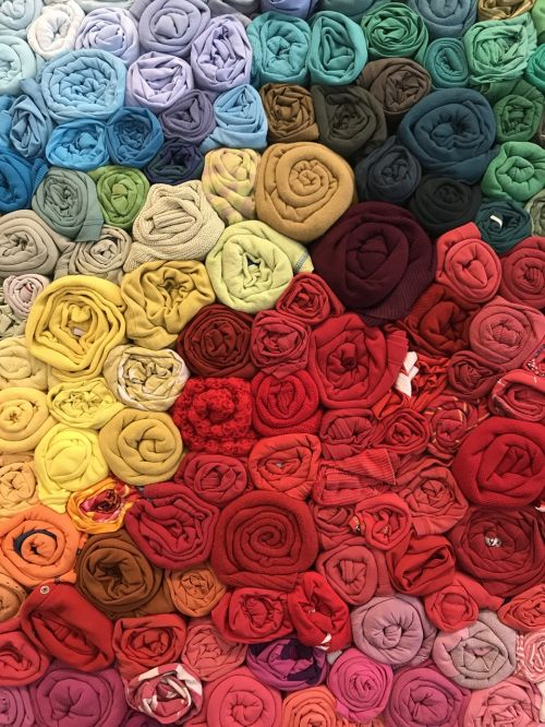tekstūra, modelis, fonas, tekstilė, tekstilė, šviesus, rankų darbo, medvilnė, menas, be honoraro mokesčio
