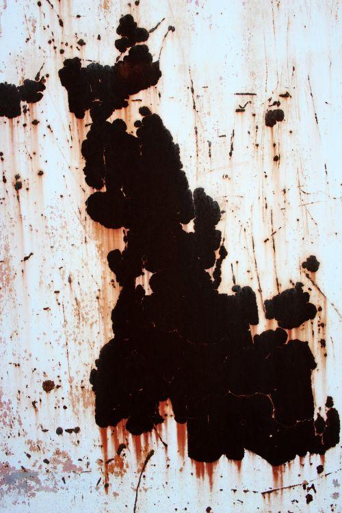 rūdys, rusvas, tekstūra, dėvėti, linijos, įbrėžimai, ruda, tamsi, tekstūros rūdys