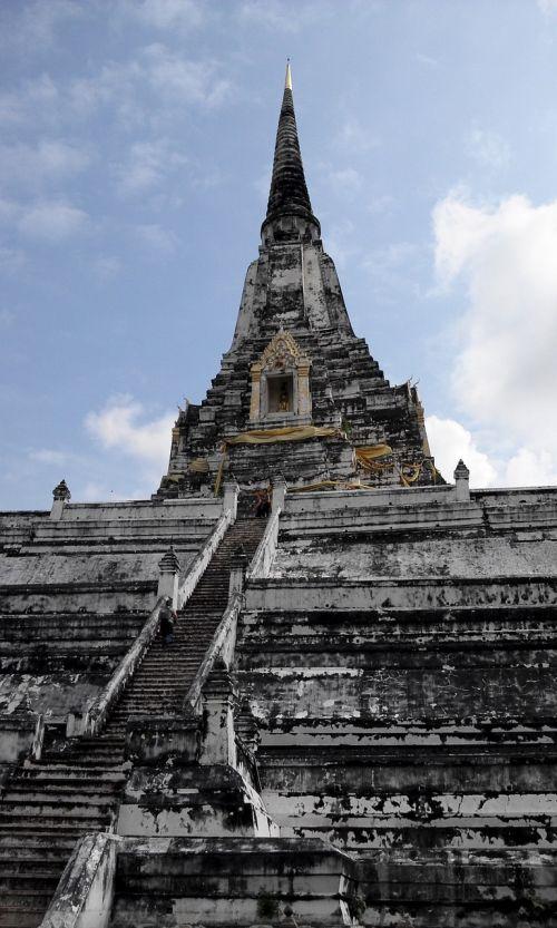 Tailandas, Šventykla, Asija
