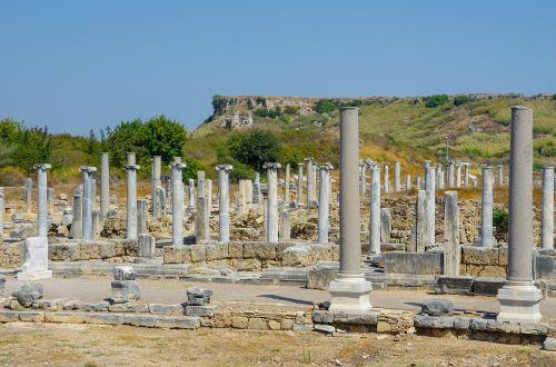 senovinis miestas perga,perge,senovės,miestas,Antalija,civilizacija,reliktas,senas,data,struktūra,teatras,Roma,hittite,žlugo,istorinis miestas,architektūra,istoriniai darbai,senovinis miestas,pastatas,kelionė,minaretas,on,stulpelis