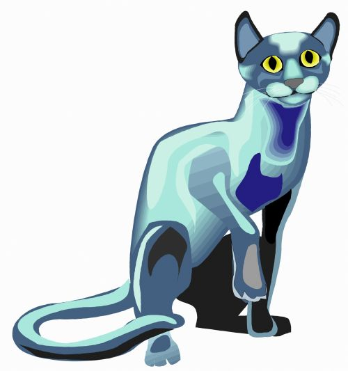 katės gyvenimas, eskizas, iliustracija, katė, naminis gyvūnėlis, gyvūnas, lenktynės, plėšrūnas, medžiotojas, užsispyręs, paliesti, įvedimas, gyvenimas, žaismingas, subraižyti, katės akys, uodega, mėlynas / juodas, katės gyvenimas 13
