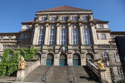 kasselio miesto salė,istoriškai,pastatas,architektūra,istorinis pastatas,fasadas,namai fasadai,lankytinos vietos,senoji miesto rotušė,kassel,Hesse,miesto rotušė