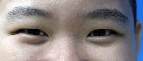 akys, Chingky, smiley & nbsp, akys, mokinys, akių obuoliai, antakis, blakstienų, akys
