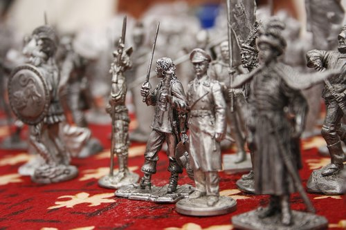 figūrėlė, statula, skulptūra, išsiaiškinti, ornamentu, meno, statula, statulėlė, cinko, mesti, metalo, iš statula, sidabras, blizgus
