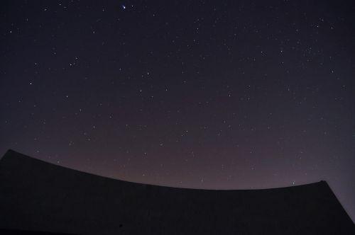 Naktinis Dangus, Negev, Izraelis, Žvaigždė, Abraham, Žvaigždutė