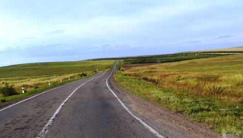 laukas, dangus, gamta, erdvė, kelias, kelias į lauką