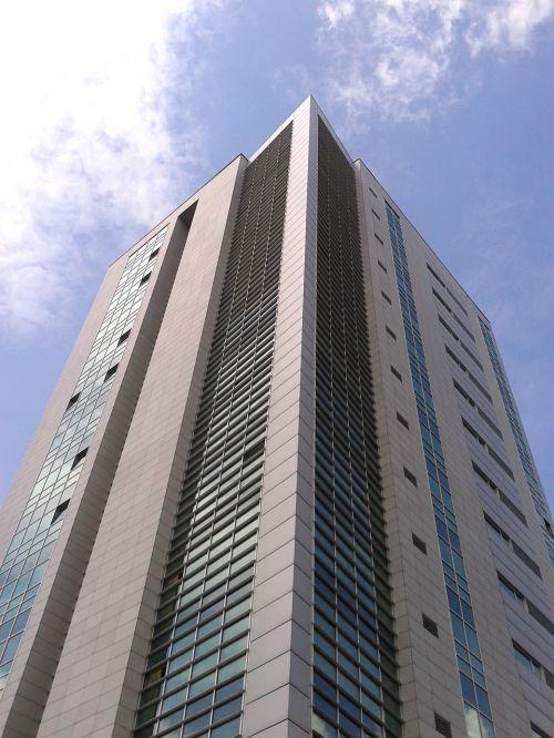 dangoraižis, skreperis, pastatas