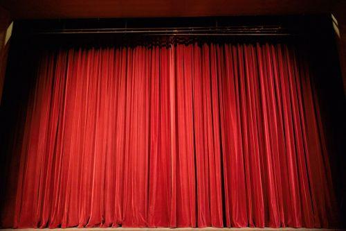 teatras,užuolaidos,etapas,raudona,įvykis,veikti,pramogos,spektaklis