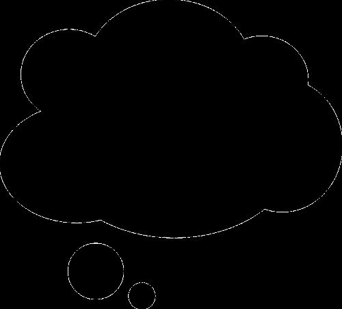 mąstymas,galvoti burbulas,kalbos burbulas,burbulas,galvoti,debesys,nemokama vektorinė grafika