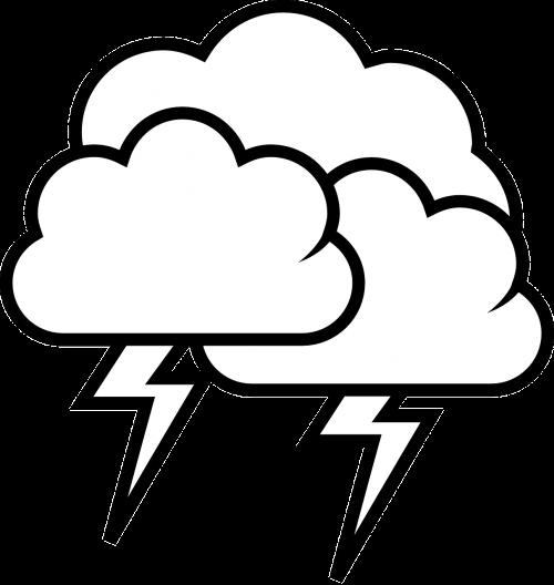 griauna,debesis,lietus,audra,griauna,oras,žaibas,nemokama vektorinė grafika