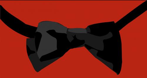 kaklaraištis Cravat,aksesuarai,aksesuaras,juoda,drabužiai,apranga,spalva,spalva,formalus,raudona,nemokama vektorinė grafika
