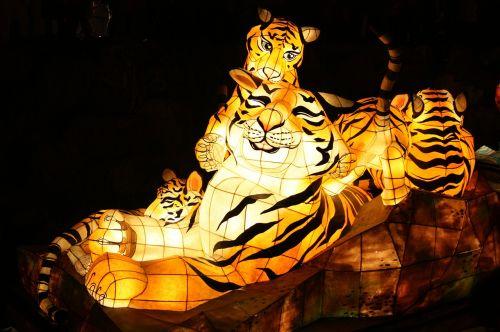 tigras,žibintų festivalis,Cheonggyecheon srautas,kkotdeung festivalis,izometrinis straipsnis