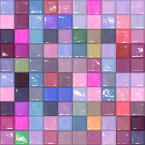 abstraktus, plytelės, modelis, kvadratas, plytelėmis, besiūliai, kartojasi, plytelės, paviršius, siena, interjeras, dizainas, blizgus, plytelės
