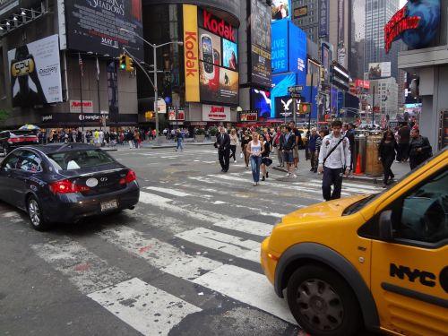 kartus kvadratas,Niujorkas,Manhatanas