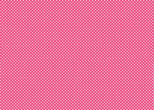 balta, karštas, rožinis, mažas, mažas, taškeliai, polka, taškas, ratas, modelis, fonas, maži balti taškeliai ant karšto rožinio